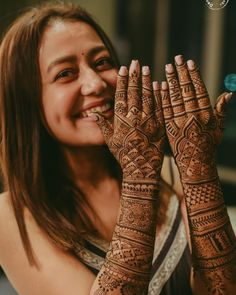 Unique Mehendi designs for Karva Chauth and Mehendi Functions. we have something for everyone #shaadisaga #indianwedding #mehendidesigns #mehendidesignsforhands #mehendidesignsforhandssimple #mehendidesignsforfeet #uniquemehendidesigns #heenamehendidesigns #mehendidesignsforbackside #mehendidesignsfront #beautifulmehendidesigns #karvachauthmehendidesigns #mehendidesignsforleg #easyandsimplemehendidesigns Simple Arabic Mehndi Designs, Full Hand Mehndi Designs, Latest Bridal Mehndi Designs, Mehndi Designs For Beginners, Modern Mehndi Designs, Mehndi Designs For Girls, Mehndi Design Photos, Wedding Mehndi Designs, Mehndi Designs For Fingers