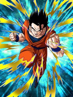 """[Disciplined Might] Ultimate Gohan """"How unfortunate for you..."""""""