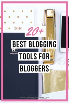 Discover over 20 of the best blogging tools I use and recommend to grow & automate your blog. This is a comprehensive list of top blogging tools that have been a tremendous resource for my blog. Many of these tools are free to use/try. Everything you need in one place. Blog smarter not harder! Click to get the scoop. Blogging Tools | Blogging Tips | Blogging Resources |