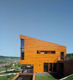 Private House Grevenmacher (Luxembourg) - Valentiny architects ...