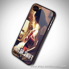 Taylor Swift Beautiful Guitar iPhone 5 Case iPhone 4 /4S by sipgan, $14.99