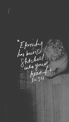 Ecc. 3:11