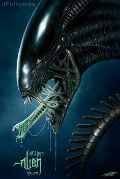 Alien Vs Predator, Predator Movie, Predator Alien, Alien 1979, Giger Art, Hr Giger, Ahri Wallpaper, News Wallpaper, Desenhos Old School