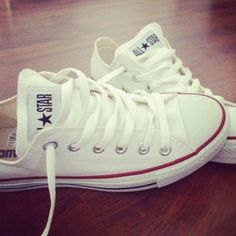 Chuck Taylor All Star Shoes - Acceptable footwear for all occasions.