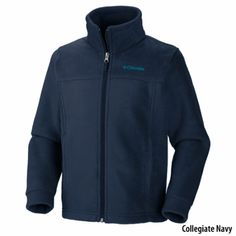 The Columbia Toddler Steens Mountain II Fleece Jacket provides excellent warmth and mobility for chilly play dates at the park, brisk camping trips in the spring, and frigid snow days with a winter jacket on top. Toddler Outfits, Kids Outfits, Camouflage Bandana, Columbia Kids, White Charcoal, Fleece Vest, Fleece Fabric, Cute Jackets