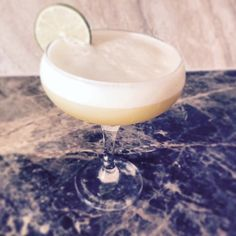 Our Pineapple and coconut daiquiri