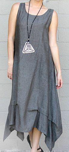 бохо интересный низ платья