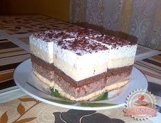 TutiReceptek és hasznos cikkek oldala: Habos csokis-vaníliakrémes kocka