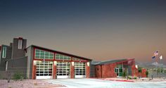 Who knew there were this many brilliantly designed fire stations?
