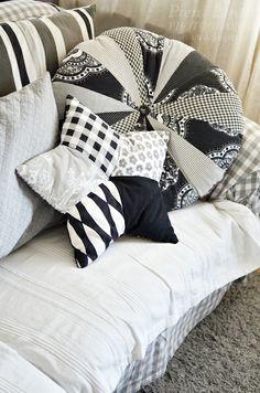 Pieni Lintu: Grey livingroom