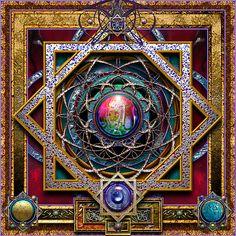 Starlight Mandala  by paxempire