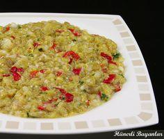 Patlıcan Salatası-Eggplant salad