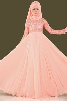 Muslim Fashion, Hijab Fashion, Fashion Outfits, Stylish Hijab, Muslim Wedding Dresses, Moroccan Dress, Islamic Clothing, Hijab Dress, Wedding Bride