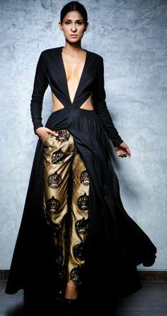 Anarkali Set- Nikhil Thampi Lakeme Fashion week 2013