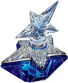LOVE the bottle!!!! Thierry Mugler Angel La Part des Anges is a limited edition - only 4742 bottles were produced at a staggering price of US $1,730.00 a Bottle .. mm pass..