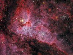 Aus der gleichen Kategorie kommt diese Aufnahme. Sie zeigt den Sternhaufen...