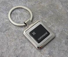 Apple Command Key Keyring
