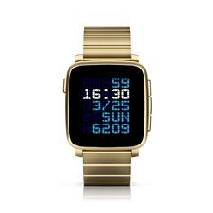 TTMMBRN for Pebble Time Steel #PebbleTime #PebbleTimeSteel #Pebble #watchface #ttmmaftertime