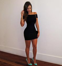 Fitness mujer gluteos fotos Ideas for 2019 Sexy Dresses, Cute Dresses, Dress Outfits, Short Dresses, Casual Outfits, Fashion Dresses, Look Fashion, Womens Fashion, Night Out Outfit