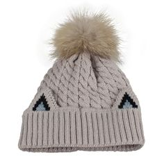 $7.59 (Buy here: https://alitems.com/g/1e8d114494ebda23ff8b16525dc3e8/?i=5&ulp=https%3A%2F%2Fwww.aliexpress.com%2Fitem%2FFashion-Women-Winter-Hat-Women-Fur-Wool-Knit-Beanie-Raccoon-Warm-Lady-Cap-Pompom-Knitted-Wool%2F32767695343.html ) Fashion Women Winter Hat Women Fur Wool Knit Beanie Raccoon Warm Lady Cap Pompom Knitted Wool Cotton Hat New Outdoor Gorro N11 for just $7.59