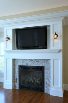 Terrific 87 Best Fireplace Trim Ideas Images In 2018 Family Room Download Free Architecture Designs Boapuretrmadebymaigaardcom
