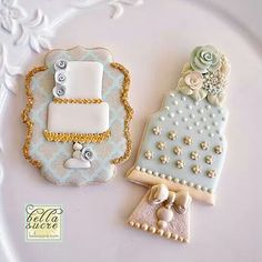 Parisian wedding set