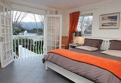 Self Catering Constantia Cottages - Cottage Cabernet Main Bedroom - Constantia Cottages Cottage, Outdoor Furniture, Outdoor Decor, Bed, Home Decor, Decoration Home, Stream Bed, Room Decor, Cottages