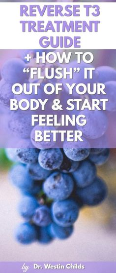 How to Flush Reverse T3 out of Your Body to Feel Better and Boost Thyroid Function #Exerciseandyourthyroid #Therightdietformythyroid