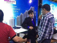 Paradise Group at the Indian Property Show - Dubai.