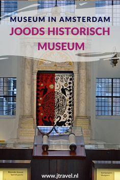 In het Joods Cultureel Kwartier is het Joods Historisch Museum gevestigd met een collectie van meer dan 11.000 kunstvoorwerpen, ceremoniële en historische voorwerpen. Meer over het Joods Historisch Museum in Amsterdam lees je hier. Lees je mee? #joodshistorischmuseum #amsterdam #museum #museumkaart #jtravel #jtravelblog