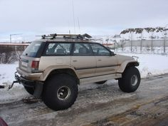 subaru outback lifted - Google Search