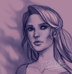 Feyre Beauty from within and out *SOBS BECAUSE SHE DESERVES HAPPINESS AND, AND RHYS!