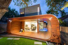 Patio and Outdoor Living Space Design Ideas Cheap Pergola, Diy Pergola, Pergola Roof, Pergola Shade, Pergola Kits, Edwardian Haus, Melbourne, Timber Deck, Terrace Design