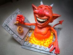 Steve Sack's Devil