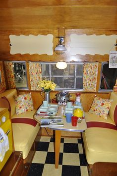 Vintage Trailer Ideas