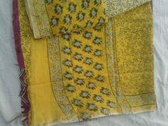 Chanderi Silk Suit Set -1