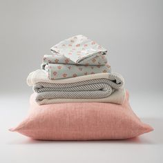 Poppy Linen Pillow Sham | Bedding by Schoolhouse Electric & Supply