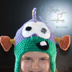 Ravelry: Super Cuke Hat pattern by Cyndi Hughes