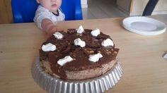 Dobos torta 🍰. Hungarian torta.