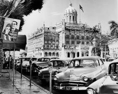 September 1958 President Batista's palace in Havana. | The Havana high life, before Castro and the Revolution