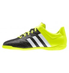 more photos ad81d 155ad Adidas Ace TF Sports Shoes, Black Green at John Lewis   Partners
