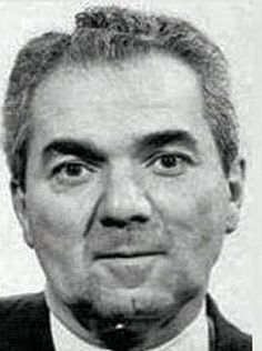 Felix Anthony Alderisio, aka Milwaukee Phil, was an underboss for Sam Giancana's Chicago Outfit. www.lberger.ca