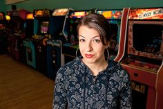 Gaming vlogger Anita Sarkeesian is forced from home after receiving harrowing death threats. Anita Sarkeesian is a woman who dares exist on the Internet and have an opinion that some men find bjectionable. As such, she's been threatened with rape, death and has had all manner of unrepeatable epithets hurled at her in e-mails, on Twitter and in comments under the videos she produces — all because Sarkeesian critiques video games. Sarkeesian is the creator of Feminist Fr...