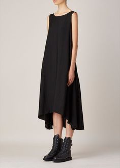 Y'S BY YOHJI YAMAMOTO, A-LINE DRESS