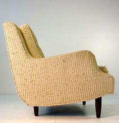 Erno Fabry; Lounge Chair, 1950s.