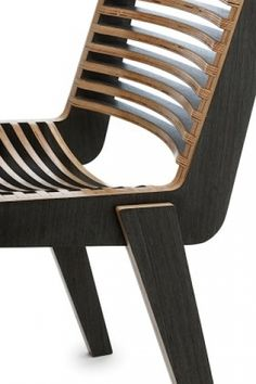 """""""Hiab Chair"""" designed by Luis Mercado. Manufactured by Pirwi."""