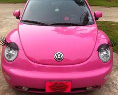 voiture de fille