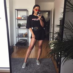 Fabulous Day for Teen with Some Spring Outfit Fashion Killa, Look Fashion, Girl Fashion, Fashion Outfits, Womens Fashion, Fashion Beauty, Fashion Tips, Mode Outfits, Short Outfits