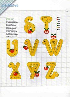 El gusano alfabeto 3