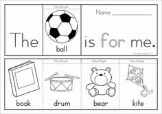 Sight Words MEGA BUNDLE (Pre-Primer). Center activities, small group games, readers and worksheets. 1350 pages in total.